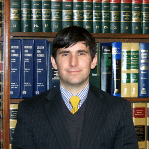 Attorney Chris Gentry Headshot - McMahan Law Firm