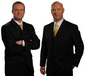 Attorneys Brent Burks and Jay Kennamer of the McMahan Law Firm