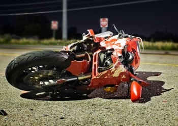 Motorcycle accident Tennessee