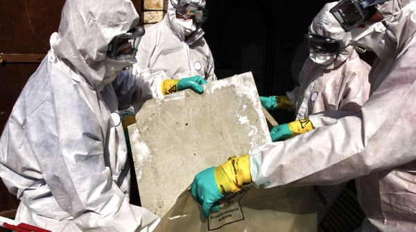 Asbestos in Federal Building Near Knoxville Causes Evacuation