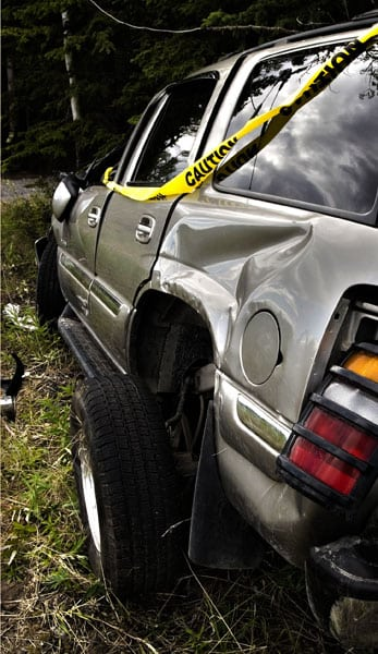 Young Man Miraculously Survives Three Days in a Ravine After Accident | Chattanooga Car Accident Lawyers
