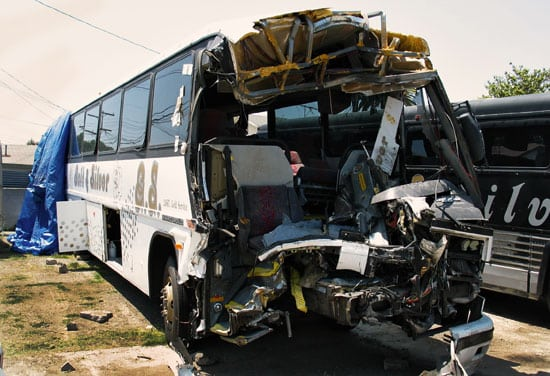 Did Faulty Brakes Cause a Major Bus Accident in Tennessee?  Auto Accident Attorneys Chattanooga