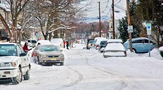 Winter brings Chattanooga dangerous roads