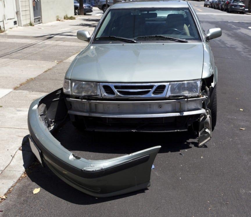 rear end collision