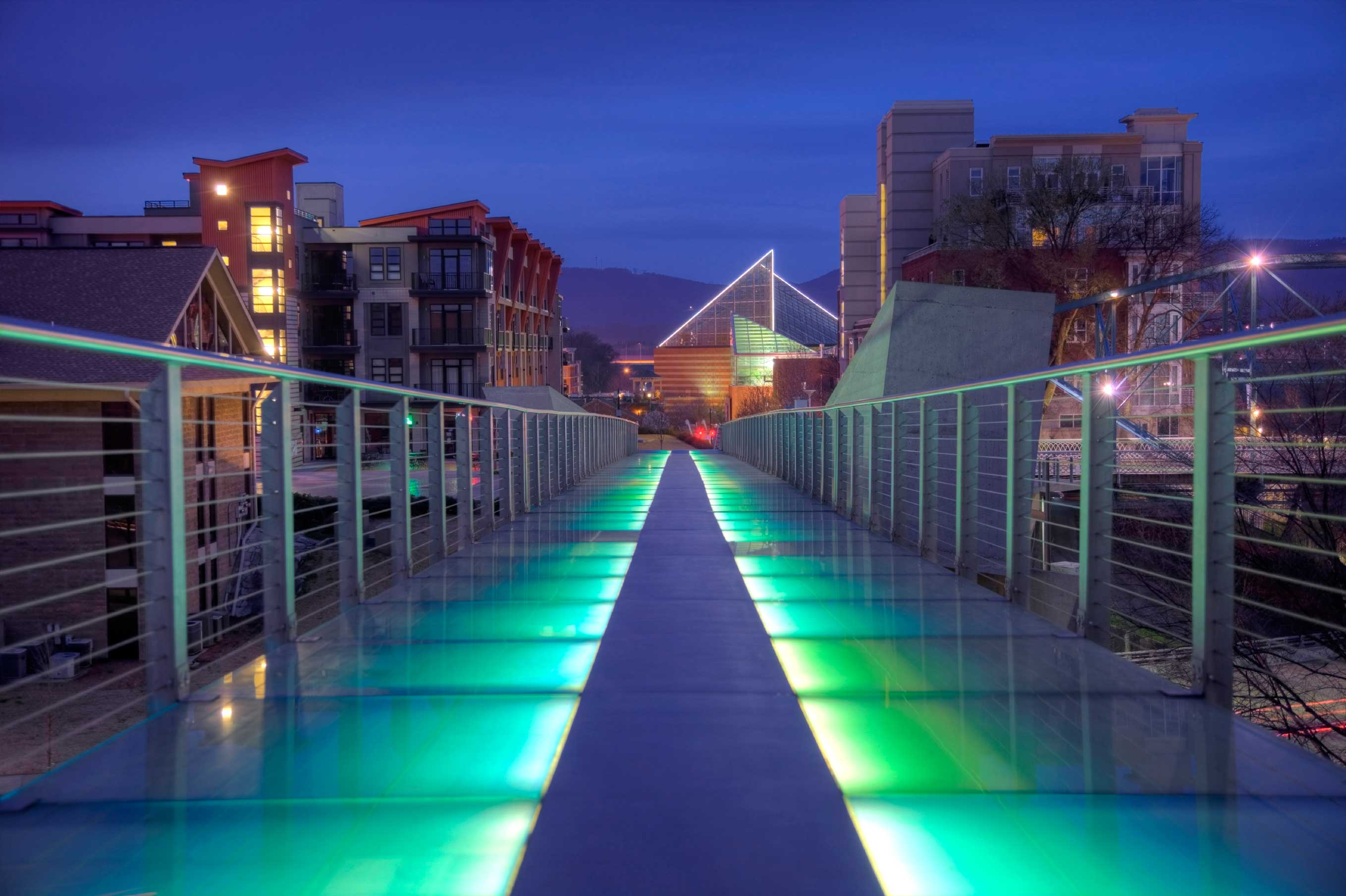 Glass Bridge - Chattanooga, Tennessee