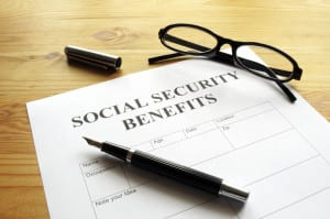 Blank Social Security Benefits Application