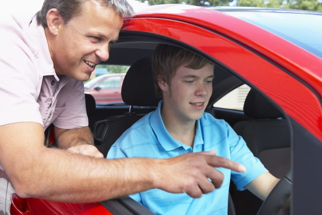 Always Enforce Safer Driving With Your Teenager