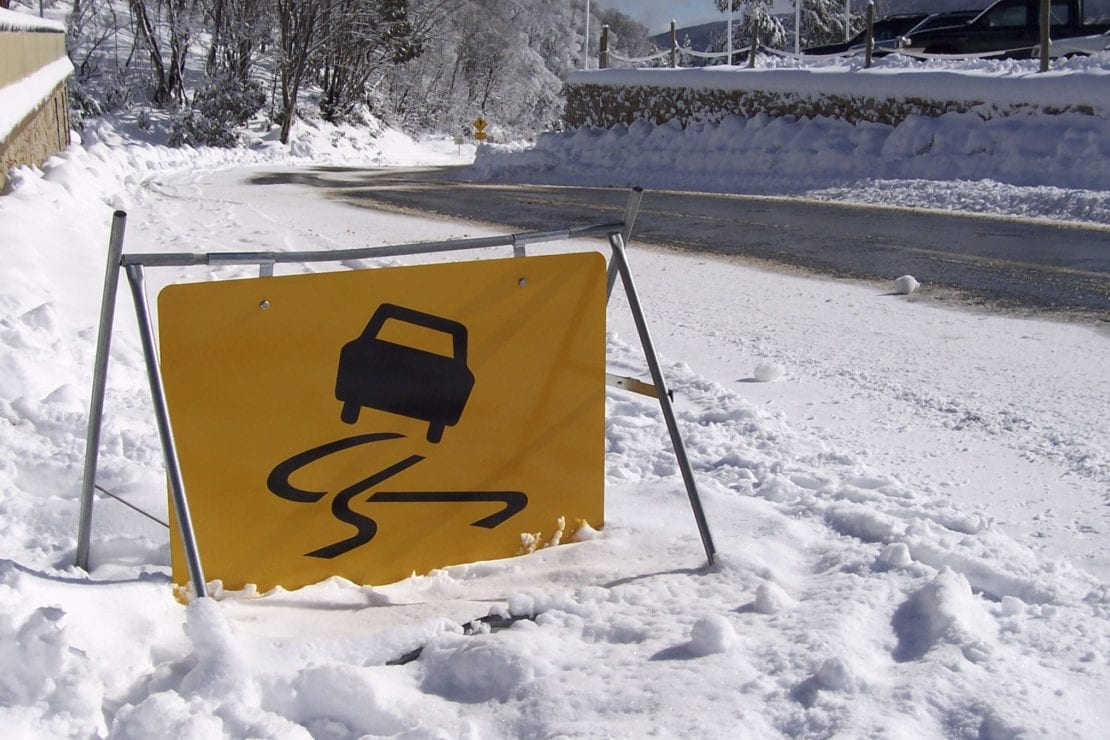 The Dangers Of Road Ice And What To Expect