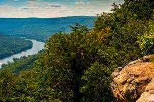 Signal Mountain view