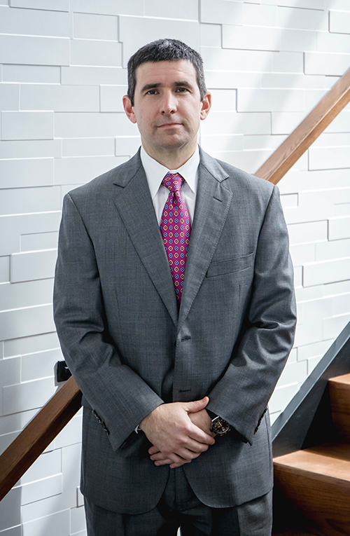 Attorney Chris Gentry - McMahan Law Firm