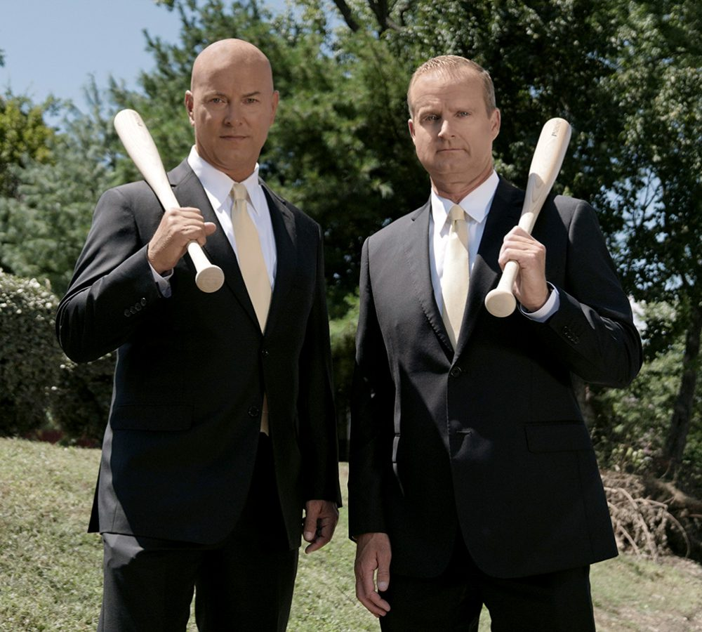 Attorneys Jay Kennamer and Brent Burks