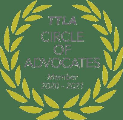 TTLZ Circle of Advocates Member